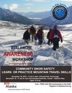 AARP Avalanche Awareness